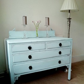 Moonstone Vintage Chest of Drawers £175