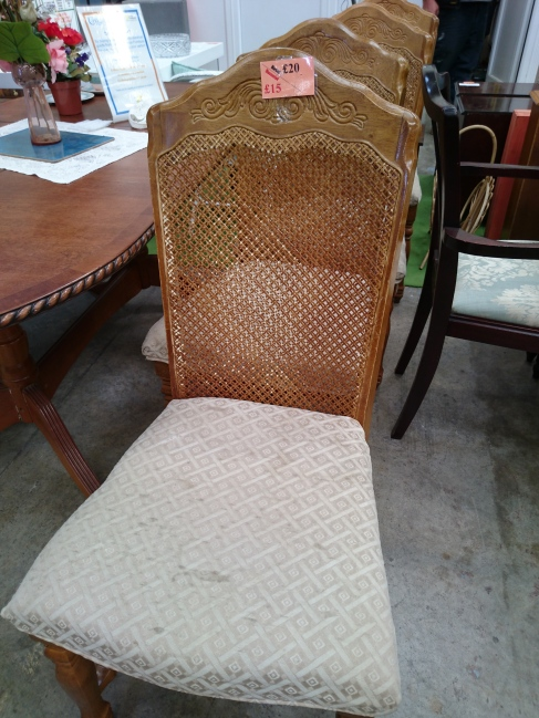 Second Hand Furniture Dining Chairs