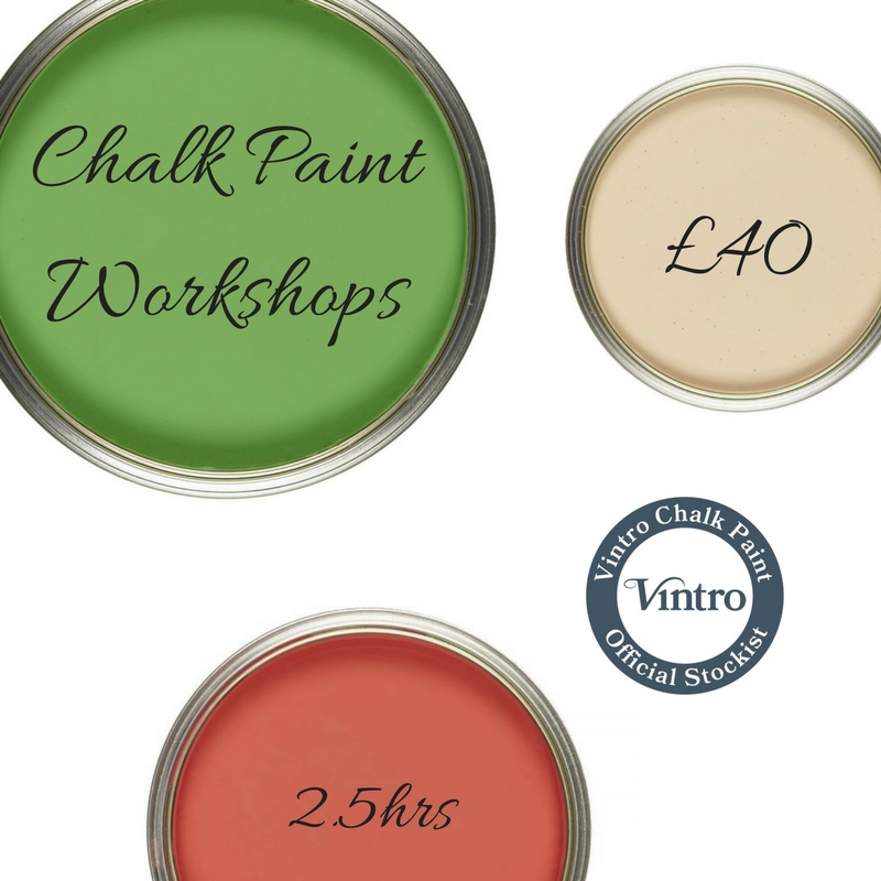 Chalk PaintWorkshops